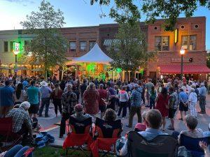 Friday Fest @ 9th Street Plaza